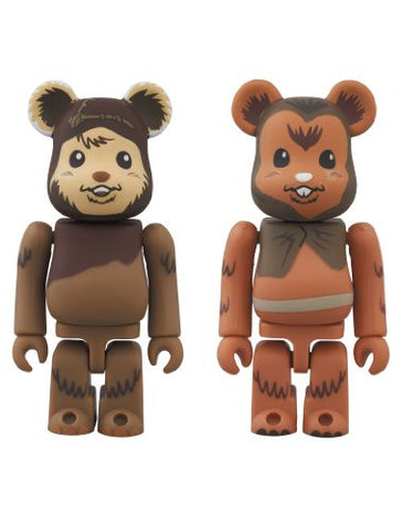 Image for Star Wars - Wicket W. Warrick - Be@rbrick (Medicom Toy)
