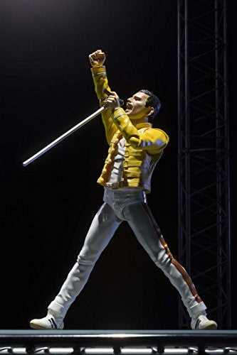 Image 7 for Queen - Freddie Mercury - S.H.Figuarts - Live at Wembley Stadium (Bandai)