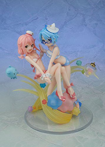 Image 6 for Houkago no Pleiades - Aoi - Subaru - Swimsuit ver. (Flare)