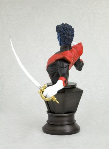 Image 4 for X-Men - Nightcrawler - Fine Art Bust - Classic Chapter Ver. (Kotobukiya)