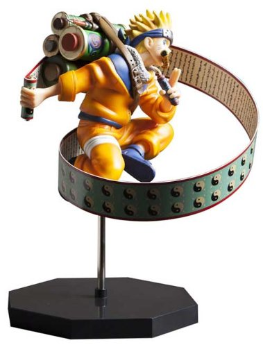 Image 4 for Naruto - Uzumaki Naruto - Door Painting Collection Figure - 1/7 (Plex)