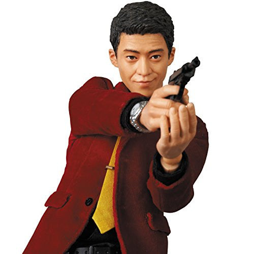 Image 3 for Lupin III (film) - Lupin the 3rd - Real Action Heroes #687 - 1/6 (Medicom Toy)