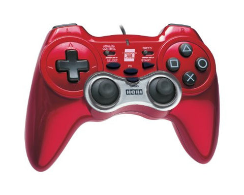 Image for Hori Pad 3 Turbo (red)