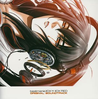 Image 1 for beatmania IIDX 11 IIDX RED Original Soundtrack