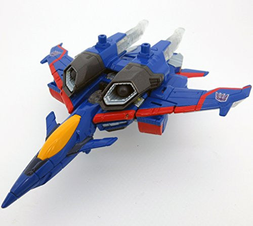 Image 2 for Super Robot Lifeform Transformer: Legend of the Microns - Starscream - Transformers Legends LG18 - Super Mode (Takara Tomy)