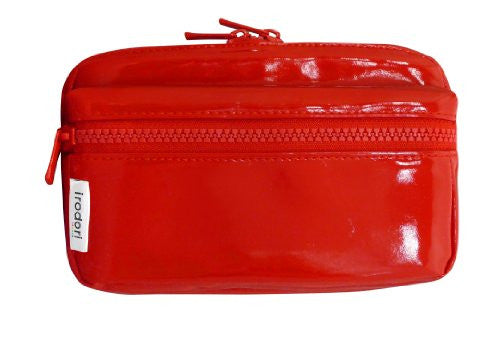 Image 1 for Enamel Pouch for 3DS LL (Passion Red)
