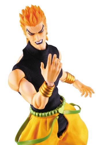 Image 7 for Jojo no Kimyou na Bouken - Stardust Crusaders - Dio Brando - Real Action Heroes #485 - 1/6 (Medicom Toy)
