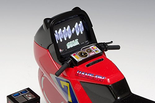 Image 4 for Hang-On - Memorial Game Collection Series WAVGM-016 - Hang-on Game Machine [Ride-on Type] - 1/12 (Wave)
