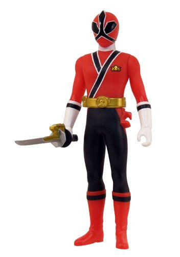 Image 1 for Samurai Sentai Shinkenger - Shinken Red - Sentai Hero Series - 01 (Bandai)