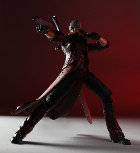 Image 3 for Devil May Cry 4 - Dante Sparda - Play Arts Kai (Square Enix)