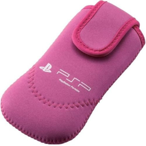 Image 1 for PSP Neoprene Soft Case (Pink)
