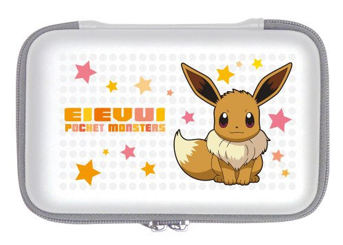 Image 2 for Pokemon Hard Pouch for 3DS LL (Eievui Version)