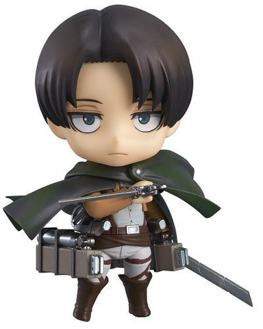 Image for Shingeki no Kyojin - Levi - Nendoroid #390 (Good Smile Company)