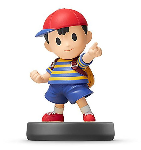 Image for amiibo Super Smash Bros. Series Figure (Ness)
