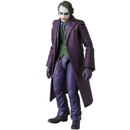 Image 2 for The Dark Knight - Joker - Mafex #5 (Medicom Toy)