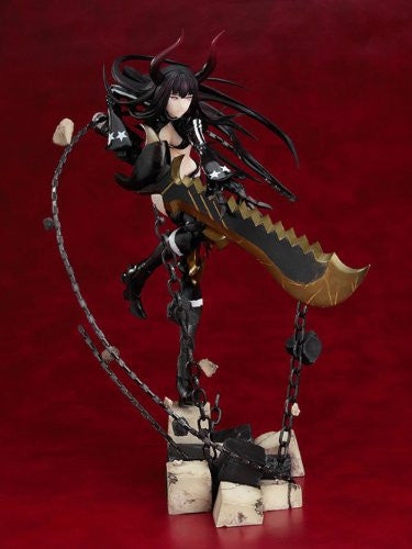Image 3 for Black ★ Rock Shooter - Black ★ Gold Saw - 1/8 - Anime Ver. (Good Smile Company)