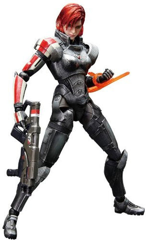 Image for Mass Effect 3 - Jane Shepard - Play Arts Kai (Square Enix)
