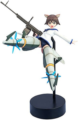 Image for Strike Witches Movie - Sakamoto Mio - Plamax MF-06 - Minimum Factory - 1/20 (Max Factory)