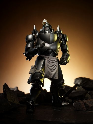 Image 2 for Hagane no Renkinjutsushi Brotherhood - Alphonse Elric - Play Arts Kai (Square Enix)
