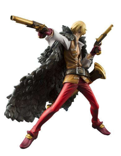 "Image 1 for One Piece Film Z - Sanji - Excellent Model - Portrait Of Pirates ""Edition-Z"" - 1/8 (MegaHouse)"