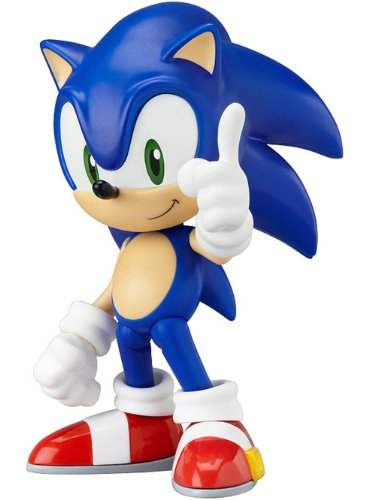 Image 1 for Sonic The Hedgehog - Sonic the Hedgehog - Nendoroid #214 (Good Smile Company)