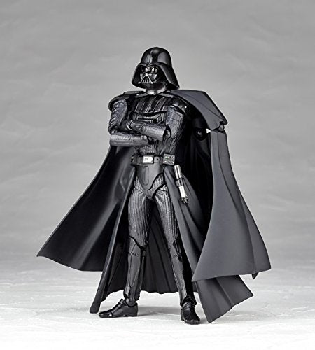 Image 5 for Star Wars - Darth Vader - Revoltech - Star Wars: Revo No.001 (Kaiyodo)