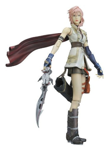 Image for Final Fantasy XIII - Lightning - Play Arts Kai - Play Arts 改 -Kai- (Square Enix)