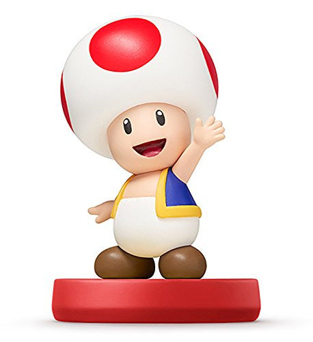 Image 1 for amiibo Super Mario Series Figure (Kinopio)