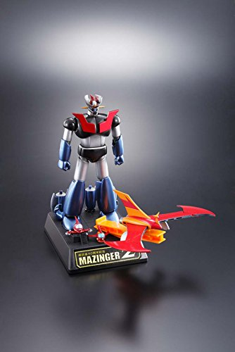 Image 3 for Mazinger Z - Soul of Chogokin GX-01R - 40th Anniv. (Bandai)