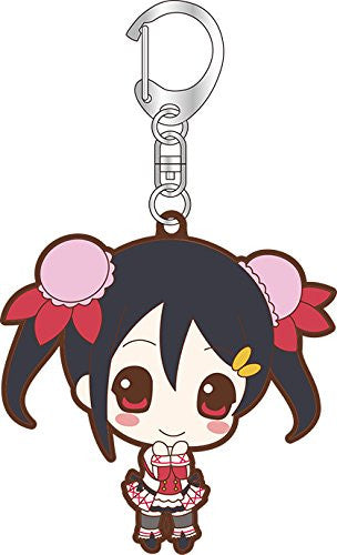 Image 1 for Love Live! School Idol Project - Yazawa Niko - Keyholder - Rubber Keychain (Broccoli)