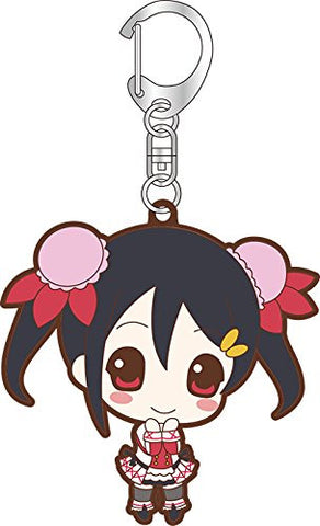 Image for Love Live! School Idol Project - Yazawa Niko - Keyholder - Rubber Keychain (Broccoli)