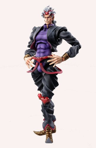 Image 1 for Jojo no Kimyou na Bouken - Stardust Crusaders - Dio Brando - Super Action Statue #50 - Black Ver. (Medicos Entertainment)