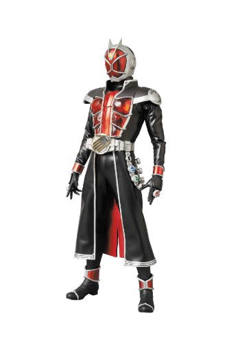 Image 3 for Kamen Rider Wizard - Project BM! #75 - 1/6 - Flame Style (Medicom Toy)