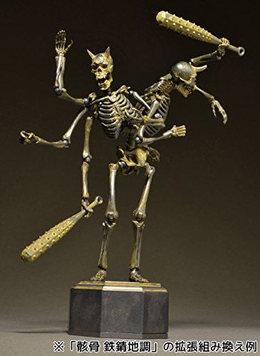 Image 11 for Skeleton - KT Project KT-005 - Revoltech - Revoltech Takeya - Iron Rust (Kaiyodo)