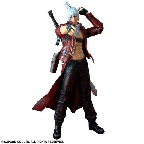 Image for Devil May Cry 3 - Dante Sparda - Play Arts Kai (Square Enix)