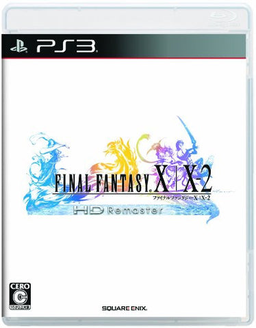 Image for Final Fantasy X/X-2 HD Remaster