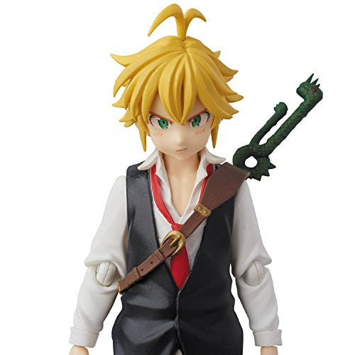 Image 7 for Nanatsu no Taizai - Hawk - Meliodas - Mafex No.014 (Medicom Toy)