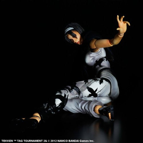 Image 7 for Tekken Tag Tournament 2 - Jun Kazama - Play Arts Kai (Square Enix)