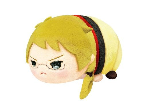 Image 9 for Bungou Stray Dogs - Bungou Stray Dogs Mochi Mochi Mascot - Mochi Mochi Mascot - 1 Box = 9 random Mascots