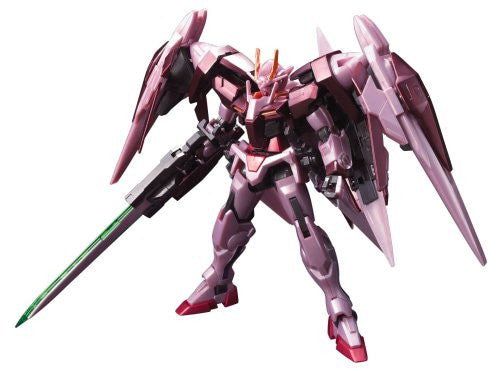 Image 6 for Kidou Senshi Gundam 00 - GN-0000 + GNR-010 00 Raiser - HG00 #42 - 1/144 - Trans-Am Mode, Gloss Injection Ver. (Bandai)
