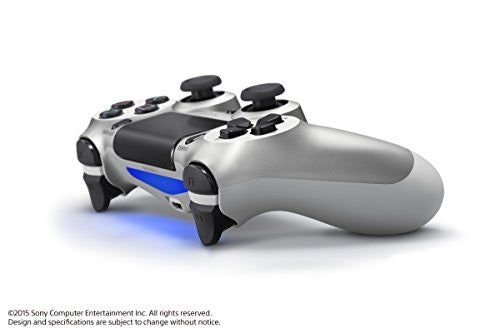 Image 3 for Dual Shock 4 (Silver)
