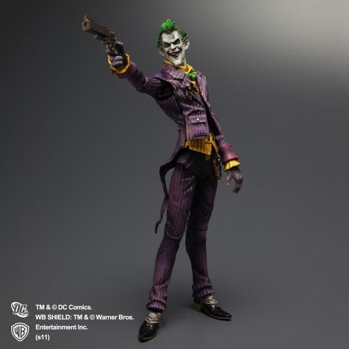 Image 5 for Batman: Arkham Asylum - Joker - Play Arts Kai (Square Enix)