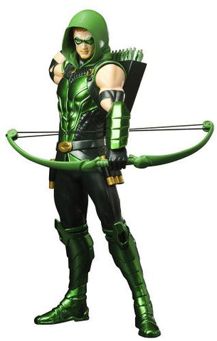 Image for Justice League - Green Arrow - DC Comics New 52 ARTFX+ - 1/10 (Atelier Bamboo, Kotobukiya)