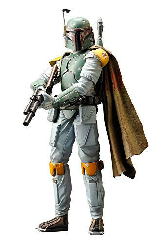 Image 1 for Star Wars - Boba Fett - ARTFX+ - 1/10 - Cloud City Ver. (Kotobukiya)