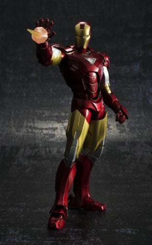 Image 7 for Iron Man 2 - Iron Man Mark VI - S.H.Figuarts (Bandai)