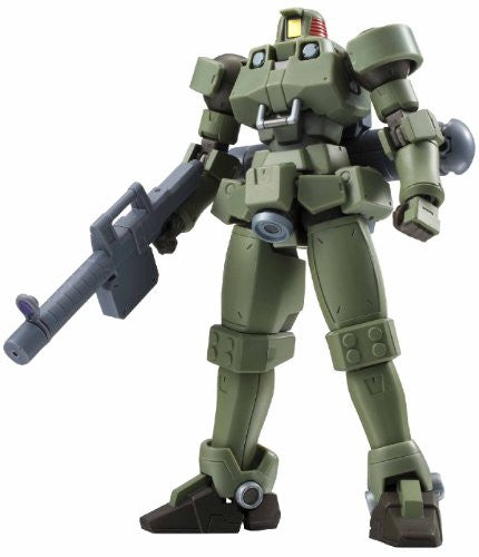 Image 1 for Shin Kidou Senki Gundam Wing - OZ-06MS Leo Ground Type - Robot Damashii - <Side MS>, Space Equipment (Bandai)
