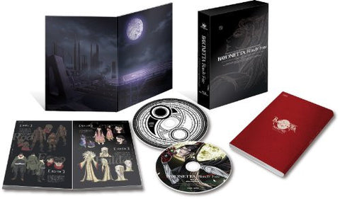 Bayonetta Bloody Fate Deluxe Edition [Blu-ray+CD Limited Edition]