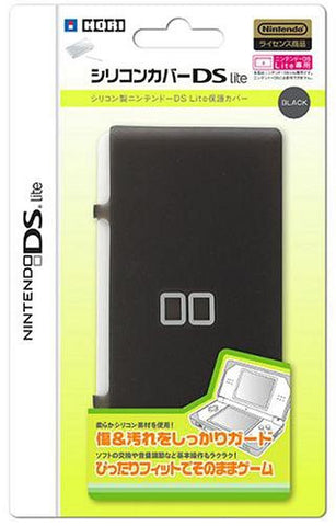 Image for Silicon Cover DS Lite (black)