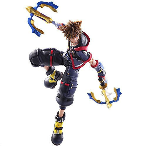 Kingdom Hearts III - Bring Arts - Sora