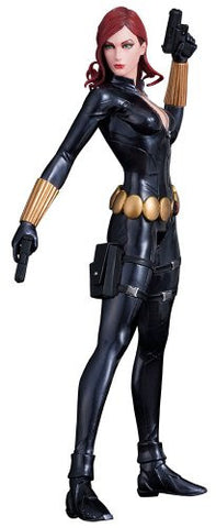 Image for The Avengers - Black Widow - Marvel The Avengers ARTFX+ - ARTFX+ - 1/10 (Kotobukiya)